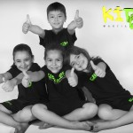 you children thumbs up for kidz martial arts